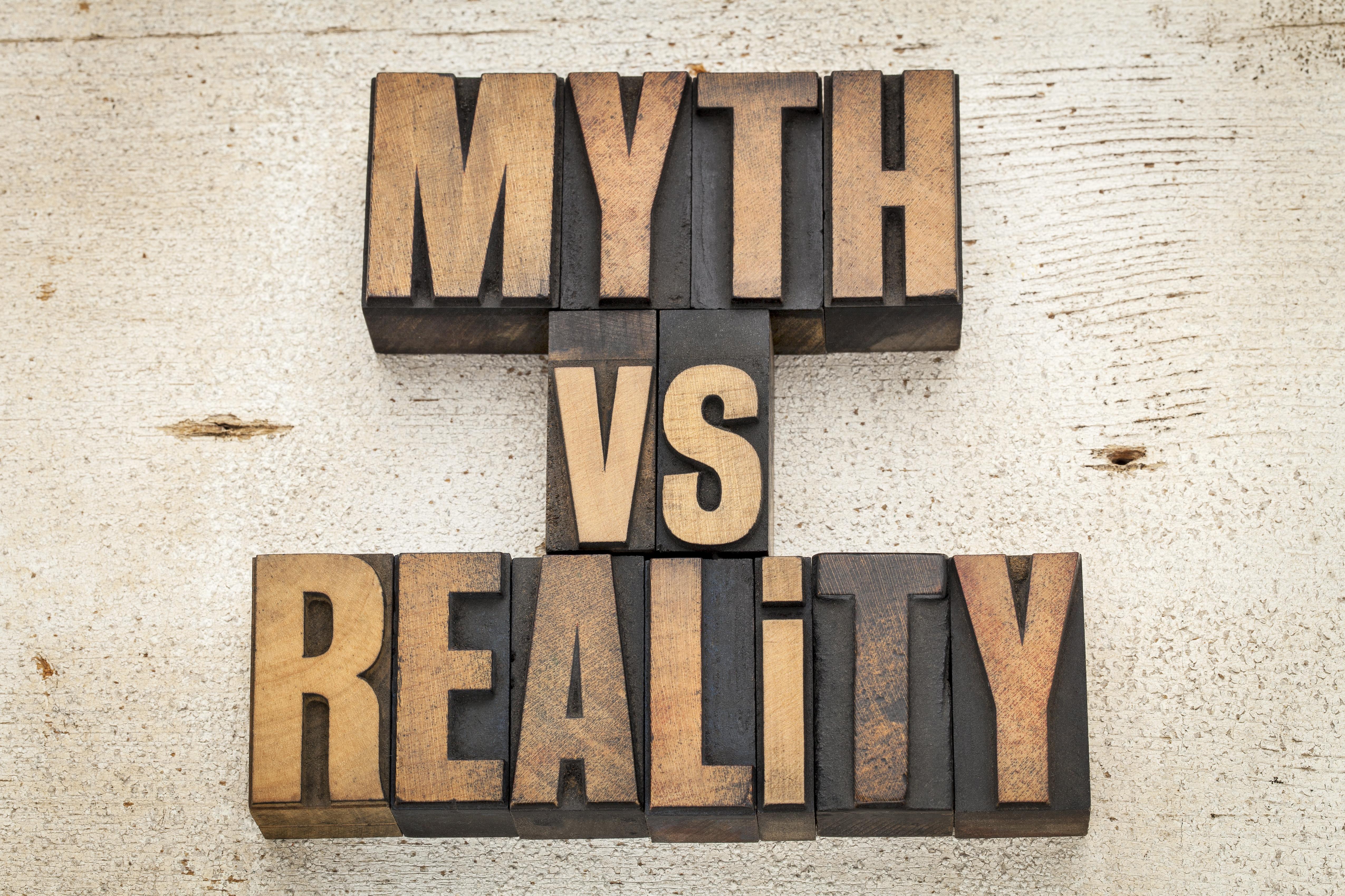5 real estate myths debunked