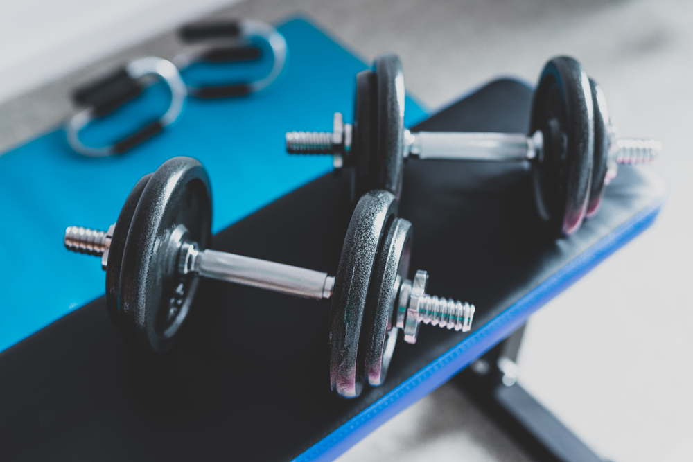 Tips for Outfitting a Home Gym