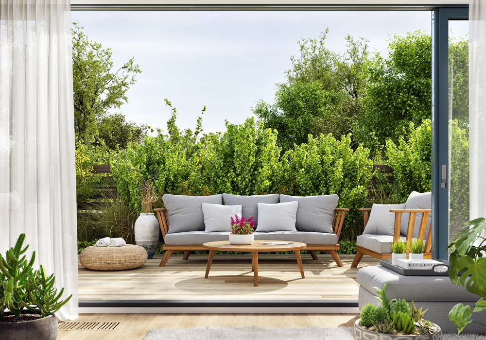 Make the Most of Your Outdoor Space