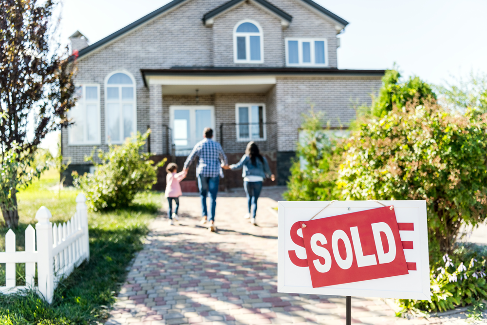 Why so many people are buying homes now