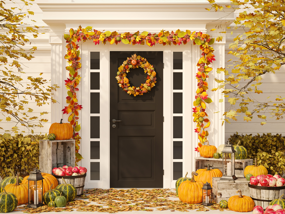 8 autumn home decorating ideas