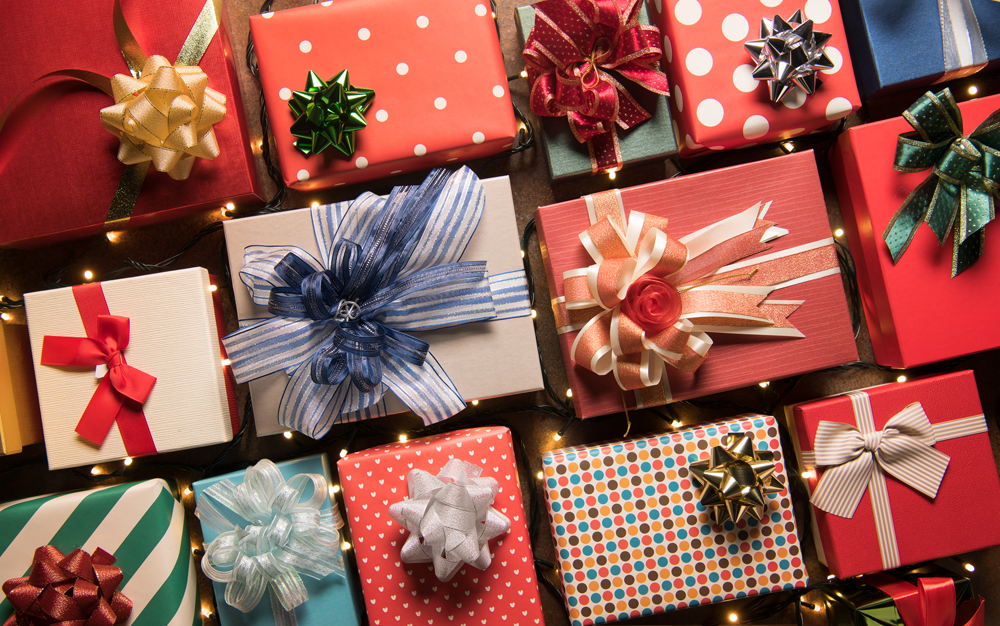 Make a holiday spending plan
