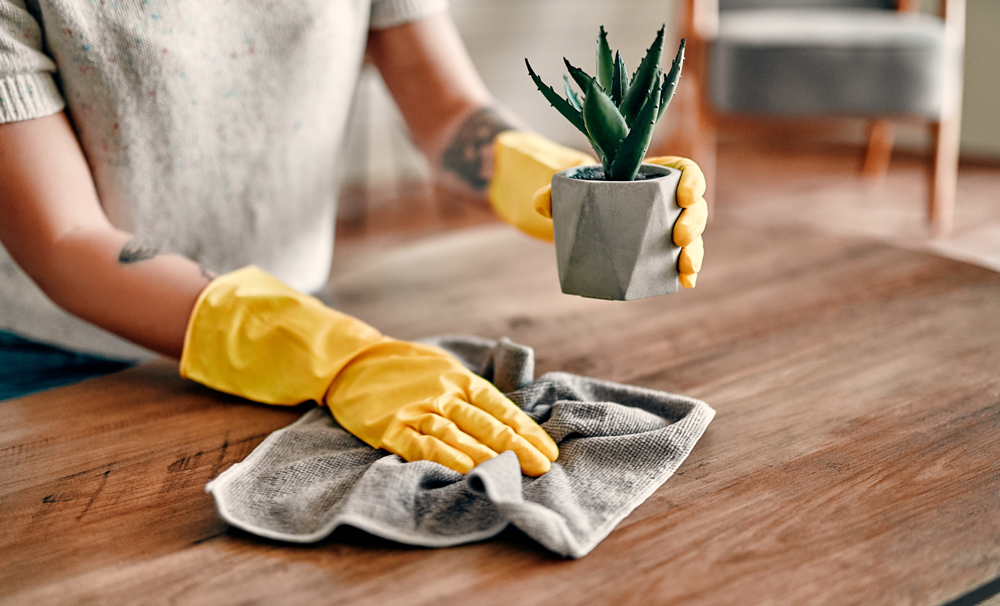 Tips to reduce dust in your home